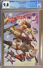 "Harley Quinn #75 J. Scott Campbell Exclusive B - ""Harley Quinn"" CGC 9.8"