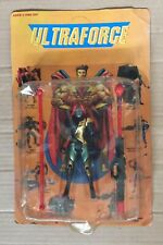 VINTAGE ULTRAFORCE, TOPAZ ACTION FIGURE BOOTLEG, 90´S, MOC