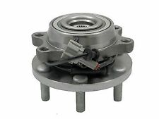 For NISSAN FRONTIER D40 05- FRONT AXLE WHEEL BEARING HUB WITH ABS COMPLETE ASSY