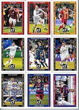 2015 Donruss Soccer Fantastic Finishers Set (15) Ronaldo Messi Neymar Suarez +++