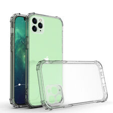 Camera Protect Soft Crystal Clear Case Cover For iPhone 11 Pro Max XS XR X 8 7 6