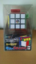 Rare Japanese Import Bandaged Rubik's Cube Twisty Puzzle Brainteaser