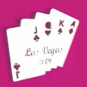 Poker Cards Mirror - Personalised (3mm Acrylic Mirror, Several Sizes Available)