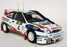 Autoart 1/18 Scale - 89981 Toyota Corolla WRC '99 Safari Rally Diecast Model Car
