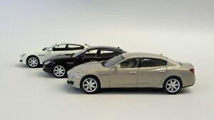Maserati GTS Whitebox S026/S024/S039 zur Auswahl Neu in OVP 1/43
