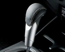 Honda JAZZ fit [GE6 GE7 GE8 GE9 GP1] shift knob (genuine leather) Honda genuine
