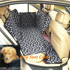 Pet Car Seat Cover Dog Cat Portable Rear Back Mat Protector Safety Cushion New