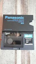 Panasonic S-VHS Adapter VW-TCA7E, wie neu !