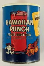 Vintage Mattel Canned WIZZZER Hawaiian Punch Trick Top 1970 Used