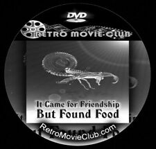 It Came for Friendship But Found Food (2010) Horror, Sci-Fi Movie Dvd