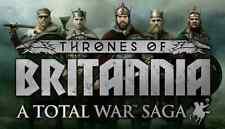 Total War Saga THRONES OF BRITANNIA PC cd Key  EUROPE ONLY