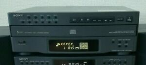 SONY Disc CD Player for Hifi Stack