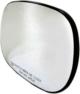 Replacement Door Mirror Glass   Dorman/Help   56217