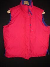 Cabela's Red Goose Down Vest Women's Med.  G3
