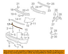 Buick GM OEM 10-12 Enclave Rear Bumper-Wire Harness 20835868