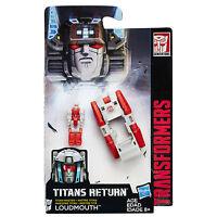 Transformers Generations Titans Return Titan Master LOUDMOUTH (B4701) by Hasbro