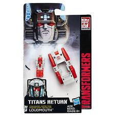 Transformers Generazioni Titans ritorno TITAN MASTER Loudmouth (B4701) per Hasbro