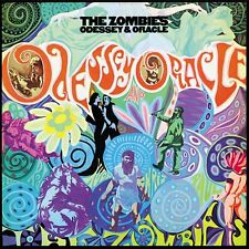 THE ZOMBIES Odessey & Oracle LP SEALED New Vinyl