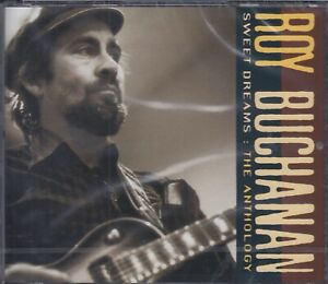 Roy Buchanan / Sweet Dreams - The Anthology - Best of  (2 CDs, NEU! OVP, NEW)