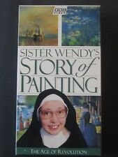 Sister Wendy's Story of Painting - The Age of Revolution (VHS, 1997)