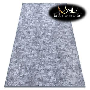 Modern original Best Quality Carpets 'SOLID' Concrete grey Best-carpets any size