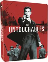 The Untouchables Steelbook Blu Ray