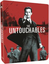 The Untouchables Steelbook Blu Ray