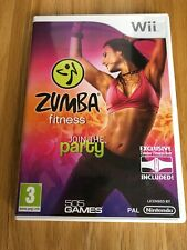 Zumba fitness, Nintendo Wii,  game only