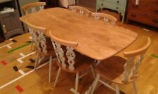 Ercol Fixed Kitchen Table & Chair Sets