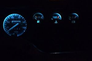 Land rover Defender   LED Dash Bulbs X5 White Offroad 90  110 130 Not Td5