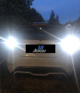 FORD FIESTA MK7 & MK8 LED REVERSE LIGHT UNITS 955 (plug & Play) Extremely Bright
