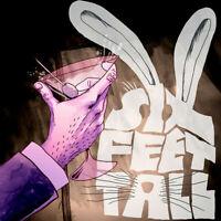 """Six Feet Tall – s/t 12"""", Single Sided vinyl #  ÙA! Recs # incl. comic book #NEW"""