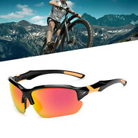 Polarized Cycling Photochromic Sunglasses Men's Fashion Sports Fishing UV Goggle