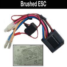 Brushed ESC TEU-101BK Electronic Transmission for 1/14Tamiya RC Car Repair Parts