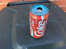 VINTAGE BLUE TOP  COKE CAN