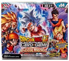 Dragon Ball Super Colossal Warfare Booster Box Factory Sealed DBS TCG Eng B04