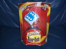 "Parker Electronic ""Yahtzee Turbo"" Dice Game - Christmas Party."
