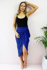 Gonne e minigonne da donna blu dal Regno Unito