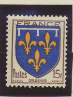France Stamp Scott #469, Mint Hinged