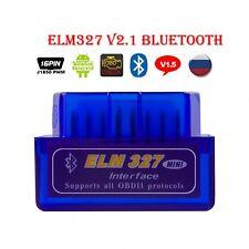 Real ELM 327 V 1.5 ELM327 Bluetooth OBD2 v1.5 Automotive OBD Android Car Scanner