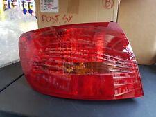 Fanale posteriore sx esterno Audi A6 avant  AllRoad 2005-11 ORIGINALE lampadine