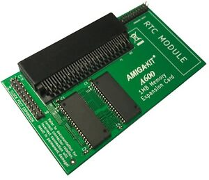 A600 1MB CHIP RAM MEMORY EXPANSION FOR AMIGA 600 New from Amiga Kit 0095