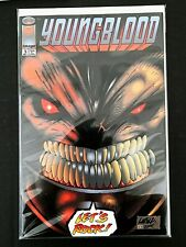YOUNGBLOOD #5 IMAGE COMICS 1993 NM+