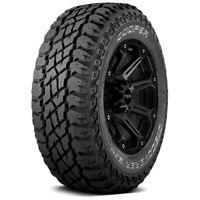 4-LT285/70R17 Cooper Discoverer S/T Maxx 121/118Q E/10 Ply OWL Tires