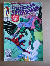 THE SPECTACULAR SPIDER MAN n°187 1992 Marvel Comics  [SA40]