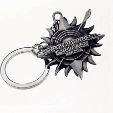 Game of thrones House Martell Keychain A Song of Ice and Fire Metal Key Rings