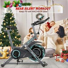 Exercise Bike Cycling Health Fitness Belt Drive Indoor Lcd Monitor Cardio Quite-