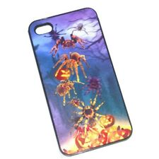 3D HOLOGRAM CASE SHELL FOR iPHONE 4 4S SPIDER HALLOWEEN
