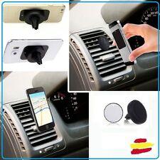 SOPORTE MAGNETICO DE COCHE PARA MOVIL SMARTPHONE IMAN IPHONE 4 5 6 PLUS SAMSUNG