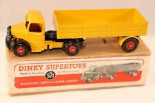 Dinky Toys 521 Bedford Articulated Lorry very near mint in a early super box